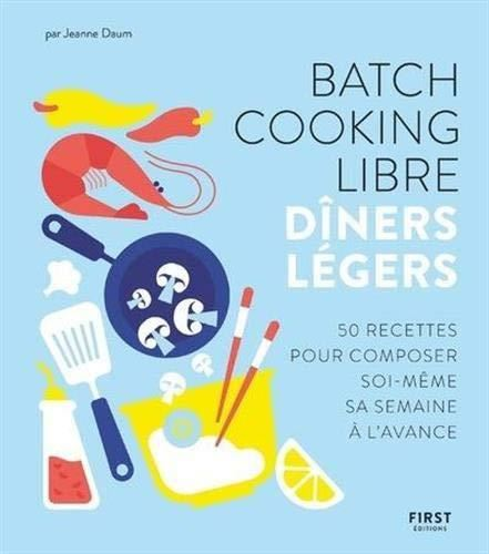 Batch cooking libre