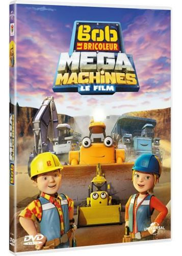 Bob le bricoleur : Mega Machines